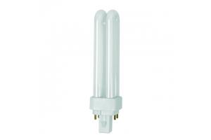 Компактная люминесцентная неинтегрированная лампа T2U-18W/4P 4000K
