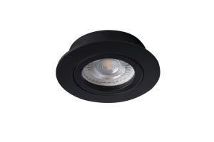 Светильник галогенный точечный DALLA CT-DTO50-B