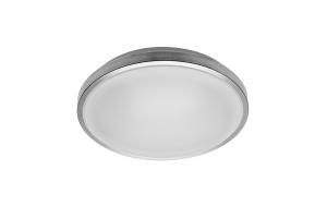 Светодиодный светильник  ATLANTIS OK, 12W, IP54, серебристый