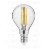 Светодиодная лампа GTV FILAMENT G45, E14, 5W, 3000K